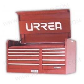 Gabinete uso mega pesado con baleros de 10 gavetas (móvil).