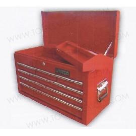 Gabinete uso extra pesado de 6 gavetas (fijo).