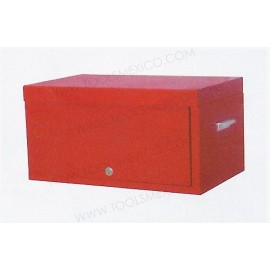 Gabinete uso pesado de 2 gavetas (fijo).