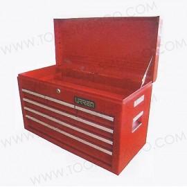 Gabinete uso pesado de 6 gavetas (fijo).