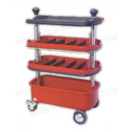 Carro utilitario uso extra pesado.