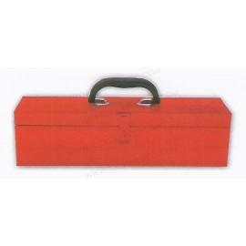 Caja metálicas para juegos y usos múltiples de  45.5 x 12 x 12.5 cm.