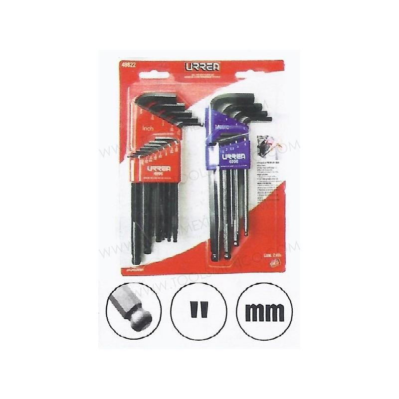 Herramientas de mano herramientas para atornillar for Llaves de bano urrea