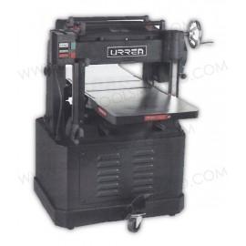 Cepillo estacionario 3HP 220V de uso extra pesado.