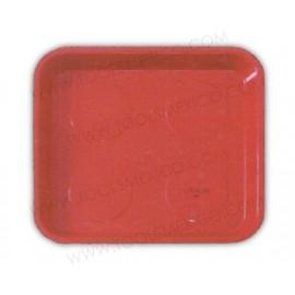 """Charola magnética rectangular 11,8"""" x 11""""."""