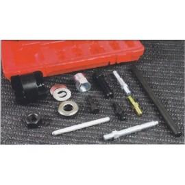 Kit para remover e instalar bomba de dirección hidráulica, alternador y polea.