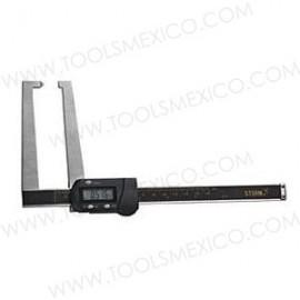 Micrómetro digital de 0'' - 5,0''.