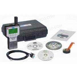 Monitor de sensor de llantas (neumáticos) TPMS 2012