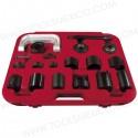 Kit adaptador maestro y herramienta de servicio de articulación de rótula.