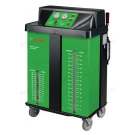 Sistema cambiador multi refrigerante MCX 200.