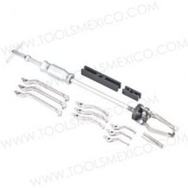 Kit de extractor con martillo deslizante (7 piezas).