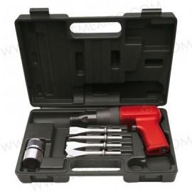 Kit de martillo de pistola para trabajos pesados.