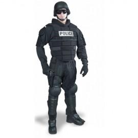 Protector de torso y hombros.