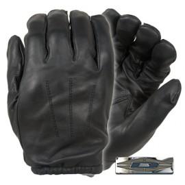 Guante táctico piel, 100% Kevlar®.