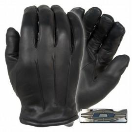 Guantes de vestir de piel con forro Thinsulate®.