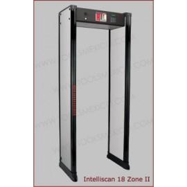 Arco Detector de Metales - Intelliscan 18 Zone II.