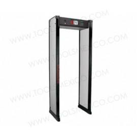 Arco Detector de Metales - Intellliscan 6 Zone.