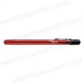 Stylus® Rojo con LED Blanco.