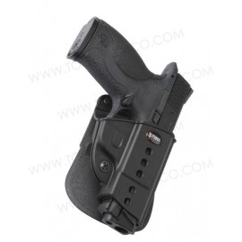 Funda para Arma Smith & Wesson 9mm .40/.45, Sd9/Sd40 y Cz P-06.