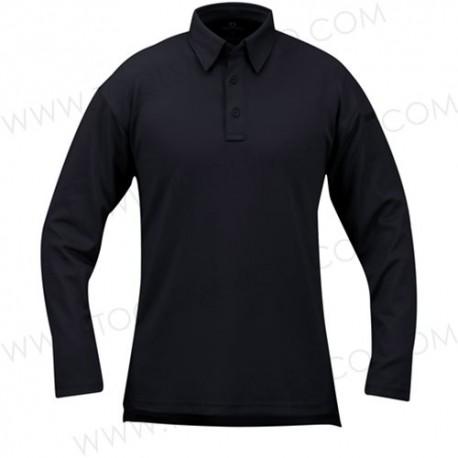 dcfa286525b98 Camisa tipo polo manga larga ICE™.