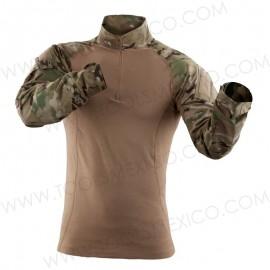 Camiseta Multicam de Assault Rapido.