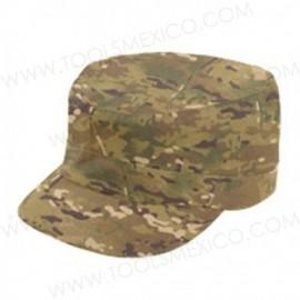 Gorra de patrullaje BDU poliéster / algodón twill.