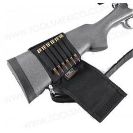 Funda con Solapa para Culata de Rifle / Escopeta.