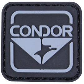 Parche de PVC Emblema Condor.