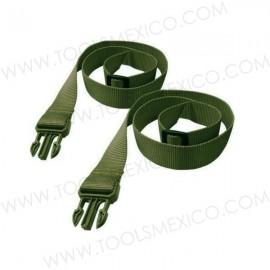 Kit para Conexión de Porta Fusil a Un Chaleco.