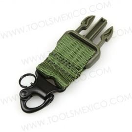 Kit para Conexión de Porta Fusil a Mosquetón.
