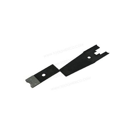 Instalador / removedor de clip para ventada y puerta.