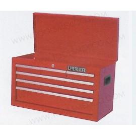 Gabinete uso industrial de 6 gavetas (fijo).