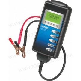 Analizador de Sistema Eléctrico y Batería Digital.