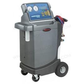 Equipo Coolthech reciclador y cargador de gas refrigerante R-134.