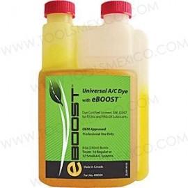 Tinta fluroescente para detección universal de fugas de 8 oz.