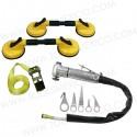 Kit Neumático para Extracción de Parabrisas.