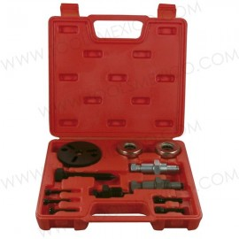 Kit removedor/instalador del embrague compresor A/C.