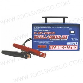 Cargador portátil Intellamatic 22Amp.
