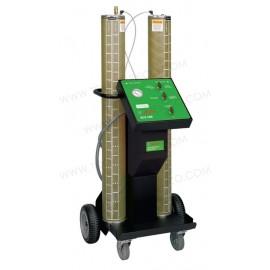 Cambiador de refrigerante de vacío VCX 100.