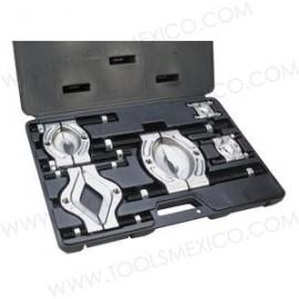 Kit de extractor con separador de rodamientos.