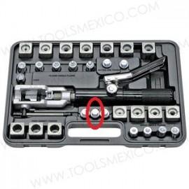 Adaptador conector de 5/16''.