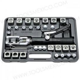 Kit de herramienta hidráulica para abocinado.