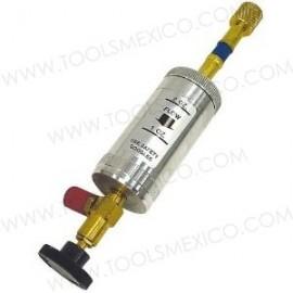 Inyector de aceite, R134a.