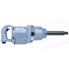 Llave de impacto de máximo rendimiento de 1'' eje alargado de 152mm.