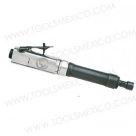 Esmeriladora de troqueles de alto rendimiento de 1/4'' y vástago alargado de 152 mm (6'').