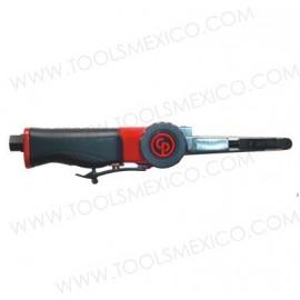 Lijadora de banda con capacidad de 10 mm.