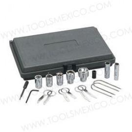Kit de eliminación de radio & kit llave antena.