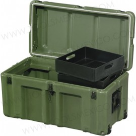 Foot Locker 33.00'' x 17.00'' x 14.00''.