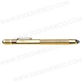 Stylus® Dorado LED Blanco.