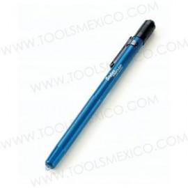 Stylus® Azul LED Blanco.